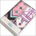 【再入荷しました・新作】Vivienne Westwood(ヴィヴィアン・ウエストウッド)オーブハンカチSET【新品】PINKxPURPLE290-000857-013x