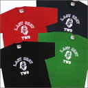 【ROCK AND ROLL STORE限定】【4カラー】LAST ORGY 2(ラストオージー2)A BATHING APE(エイプ)UNDERCOVER(アンダーカバー)LAST ORGY 2 Tシャツ【新品】200-003365-051x