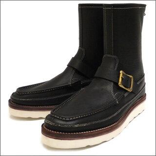 TMT(ティーエムティー)ブーツ【新品】BLACK193-000052-281+