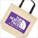 THE NORTH FACE PURPLE LABEL (ザ ノースフェイス パープルレーベル) Logo Print Tote (トートバッグ) BEIGE 277-002525-016x【新品】