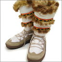 KIMBERFEEL(キンバーフィール)BRENDA SKI BOOTS【新品】BEIGE-WHITE