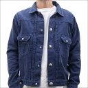 Ron Herman (ロンハーマン) x Wrangler (ラングラー) Corduroy Concho Denim Jacket (ジャケット) NAVY...