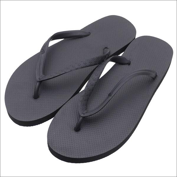 Ron Herman (ロンハーマン) Beach Sandals (サンダル) BLACK 292-000199-041-【新品】