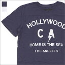 RHC Ron Herman(ロンハーマン) Hollywood CA Tee (Tシャツ) 200-007401-040+【新品】