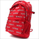 SUPREME(シュプリーム) 3M Reflective Repeat Backpack (バックパック) RED 276-000240-013+【新品】