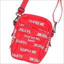 SUPREME(シュプリーム) 3M Reflective Repeat Shoulder Bag (ショルダーバッグ) RED 277-002292-013+...