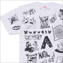 SUPREME(シュプリーム) Dream Tee (Tシャツ) WHITE 200-007288-040+【新品】