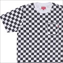 SUPREME(シュプリーム) S/S Pocket Tee (Tシャツ) CHECKER 203-000232-049+【新品】