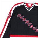 シュプリーム SUPREME x Scarface スカーフェイス Hockey Jersey ホッケートップ BLACK 203000267031 418000141041 【新品】