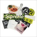 SUPREME(シュプリーム) Sticker Set (ステッカー 11枚セット) MULTI 290-004631-019x【新品】