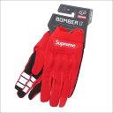 シュプリーム SUPREME x Fox Racing フォックス・レーシング Bomber LT Gloves グローブ 手袋 RED 418000340033 190001839043 418000356043【新品】