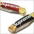 【2カラー】SUPREME(シュプリーム)バックナイフ【新品】290-000696-013[☆★]