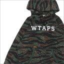 WTAPS (ダブルタップス) DESIGN H 04 (スウェットパーカー) 162ATDT-CSM11S TIGER STRIPE 211-000471-0...