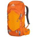 【 即納 】 グレゴリー スタウト 35 ( Prairie Orange ) ★ リュック バックパック 登山 山歩 トレッキング ★