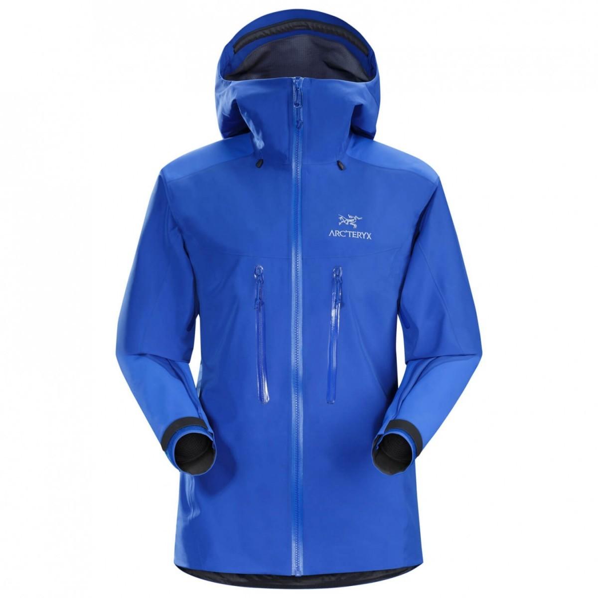 アークテリクス Women's Alpha AR Jacket ジャケットレディース (Somerset Blue)