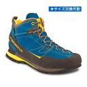 【即納】スポルティバ ボルダーX ミッド GTX (Blue / Yellow)