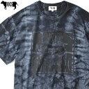 【MINOS】 ミノス MINOS Psychedelic Minos Crystal Tee (Black) [MNR6-TE01] メンズ Tシャツ 半袖 ブラック