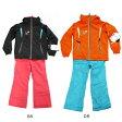 【サイズ調整機能付き・ジュニア・子供用スキーウェア】PHENIX フェニックス Smart Girls Two-piece PS3H22P93【130-160cm】【スキーウェア ジュニア】