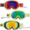 14-15 CARRERA カレラスキーゴーグル CREST SPH/A【スキー スノーボード用 ゴーグル】