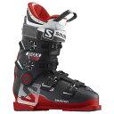 ★大雪御礼ポイント10倍!★15-16 SALOMON サロモンブーツ X MAX 100 【Red/Black】【スキーブーツ】