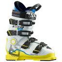 ★大雪御礼ポイント10倍!★15-16 SALOMON サロモンブーツ X MAX LC 80 【Yellow/White】【スキーブーツ】