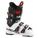 ★大雪御礼ポイント10倍!★15-16 HEAD ヘッドブーツ NEXT EDGE 75【White/Black-Red】【スキーブーツ】