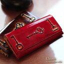 まるで骨董品・・宝物のようなアンティークデザインの本革長財布 レディース 二つ折り かぶせ 薄い 日本製 お財布 人気 女性 小銭入れあり コインケース 使いやすい