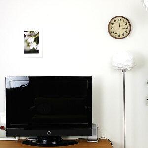 【送料無料】電波時計ダリルDARYLCL-7973インターフォルム【壁掛け時計インテリア時計男前掛け時計掛時計シンプル壁掛け電波時計北欧木製おしゃれギフトブランド和モダン店舗見やすいウッド調新築祝い結婚祝いプレゼントクリスマス壁時計】