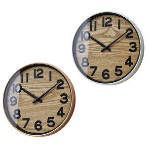 【送料無料】電波時計ヴェルドル[Werdohl]CL-9896【掛け時計壁掛け時計おしゃれ時計ナチュラル北欧リビング子供部屋引越し祝い壁掛け電波時計壁掛け和モダンレトロシンプル】【QCDウォールクロックギフトプレゼント】