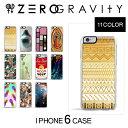 ZERO GRAVITY ゼログラビティ iPhone 6 CASE CLEAR iPhone6 ケース カバー