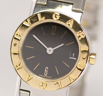 Bulgari Bulgari BB23SG YG Combi QZ ladies watch
