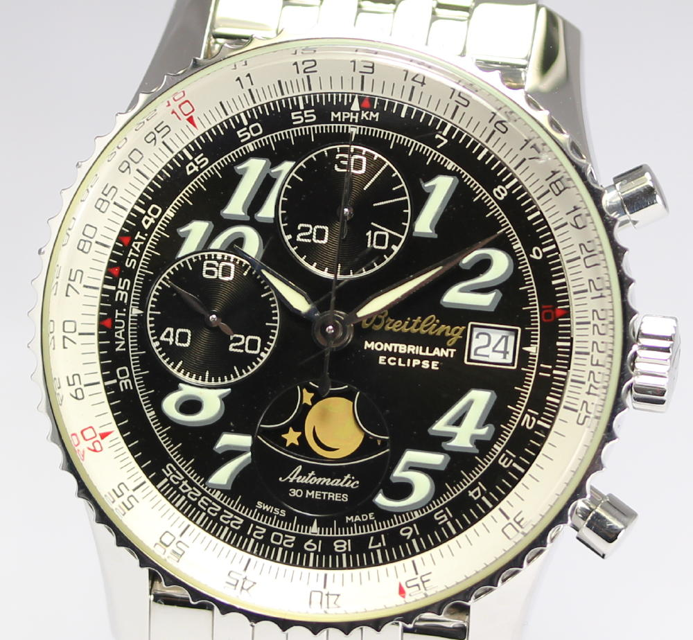 Breitling Montbrillant Eclipse Review