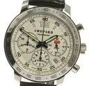 【Chopard】ショパール ミッレミリア クロノグラフ 16/8932 自動巻き 革ベルト メンズ【中古】