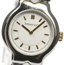 Watches - 【TIFFANY&Co.】ティファニー ティソロ L0112 クォーツ レディース【中古】【180114】