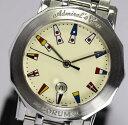 【CORUM】コルム アドミラルズカップ SS QZ メンズ腕時計 ◆【中古】