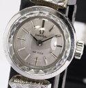 オメガ デビル カットガラス Cal.485 手巻き レディース腕時計【中古】