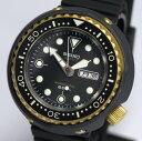 セイコー プロ ダイバー 600 7549-7000 QZ メンズ腕時計【中古】