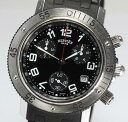 エルメス クリッパーダイバークロノ CL2.915 QZ メンズ 腕時計【中古】