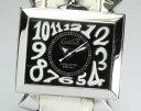 【ガガミラノ】 ナポレオーネ 6000.2 自動巻き 革ベルト メンズ【中古】