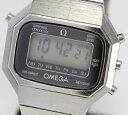 訳有 可動品 オメガ シーマスター デジタル QZ メンズ腕時計【中古】