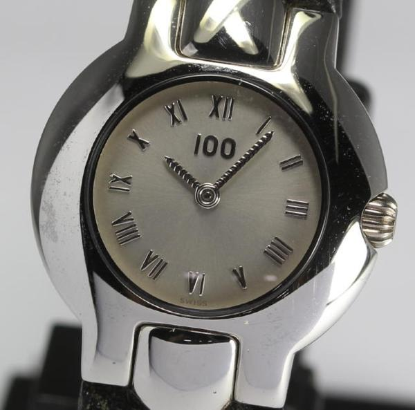 【GIANNI VERSACE】ヴェルサーチ 250本限定品 QZ 革 レディース【】 ●ブランド腕時計専門店CLOSER!15時までの決済で即日発送可能★新生活にブランド腕時計はいかがでしょうか。是非ご利用下さいませ!