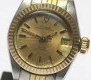 アンティーク 【チュードル】TUDOR プリンセスオイスターデイト コンビ 92313 Cal.2671 レディース腕時計 【中古】