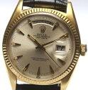 ロレックス 1803 デイデイト Cal.1555 自動巻き K18YG アンティーク メンズ腕時計【中古】
