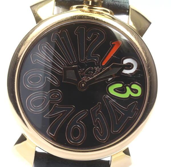 250本限定モデル!【GaGaMIRANO】ガガミラノ マヌアーレ 40 5026.2 PGメッキ 純正革ベルト QZ レディース【】 ●ブランド腕時計専門店CLOSER!15時までの決済で即日発送可能★新生活にブランド腕時計はいかがでしょうか。是非ご利用下さいませ!