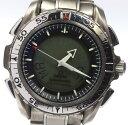 【OMEGA】オメガ スピードマスター プロフェッショナル X33 3290.50 クォーツ メンズ