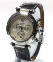 箱保付【Cartier】カルティエ パシャ38mm W3103055 純正革ベルト 自動巻き メンズ【中古】【170604】