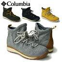 【送料無料】COLUMBIA コロンビア クイックミッド16 オムニテック ブーツ/ミッドカットブーツ/ユニセックス ブーツ/コロンビア ブーツ YU3798