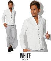 綿・100%・コットン・シャツ・メンズ