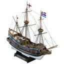 木製帆船模型 マモリミニ MM71 ゴールデンハインド GOLDEN HIND