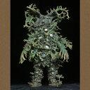 大怪獣シリーズ ウルトラセブン ワイアール星人 少年リック 限定版 約24cm PVC (ソフビ) 塗装済み 完成品フィギュア (一部組立あり)